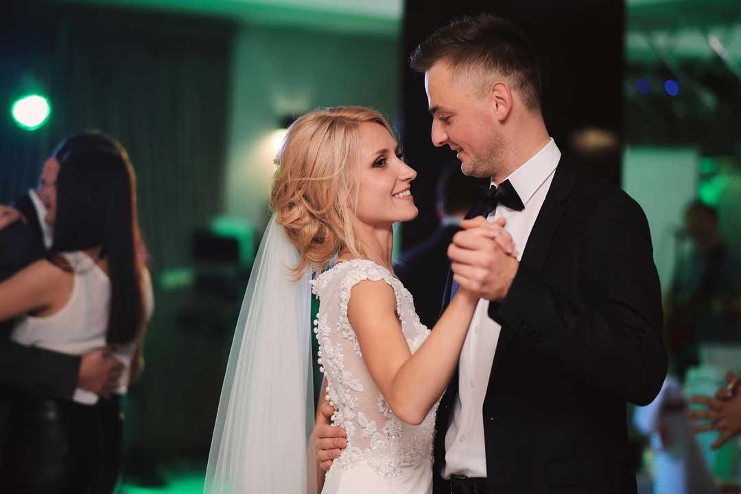 wedding dj play first dance song